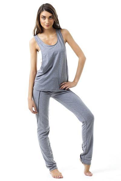 Спортивные брюки женские для йоги