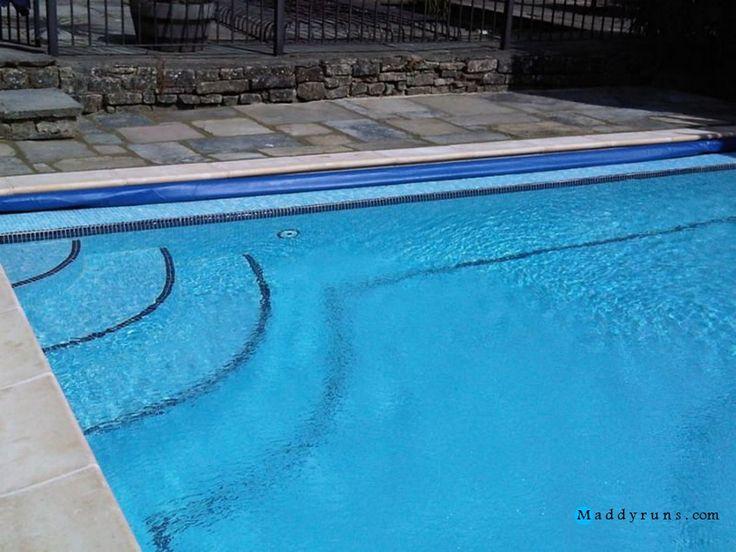 The 25 Best Inground Pool Ladder Ideas On Pinterest Swimming Pool Ladders Above Ground Pool
