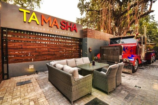 From Casual to Classy: 10 of the Best Bars and Clubs in Delhi: Creative Decor: Tamasha
