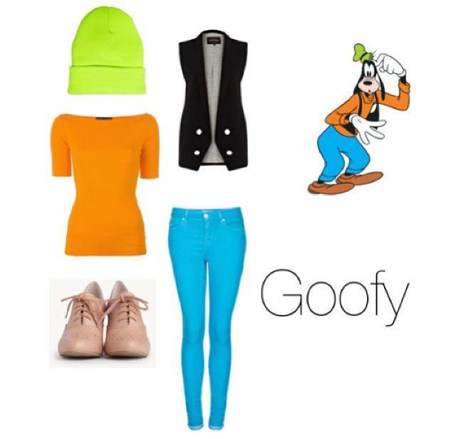 Goofy :) disney outfits :)