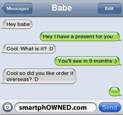 Not the brightest crayon in the box, huh?  Page 4 - Autocorrect Fails and Funny Text Messages - SmartphOWNED