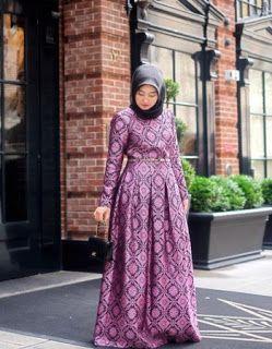 Trend Baju Lebaran 2018 Dian Pelangi Baju Muslimah Hijab Fashion