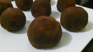 Bolinho de Abacate com Chocolate