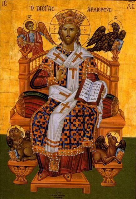 Παναγία Ιεροσολυμίτισσα: Ο Άρτος της Ζωής.