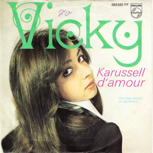 Vicky* - Karussell D'Amour at Discogs