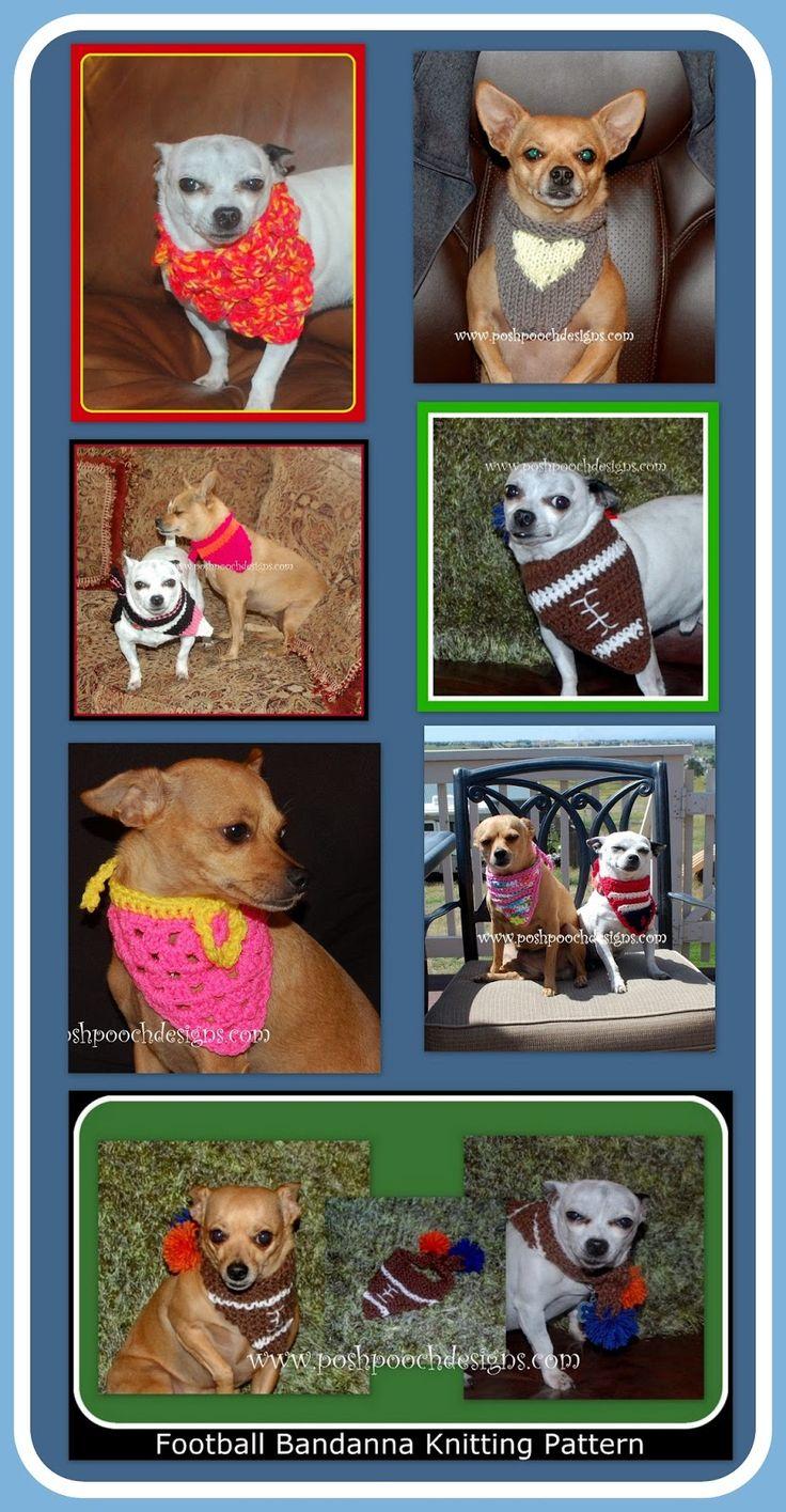 42 best **Crochet Pet Patterns images on Pinterest | Crochet free ...