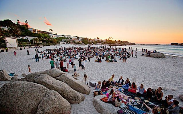 Wavescape Surf Film Festival    Surf-inspired outdoor movie screenings, art exhibitions and slide nights splash onto the Mother City summer social scene  http://www.capetownmagazine.com/events/wavescape-surf-film-festival/2015-11-30/11_37_54789