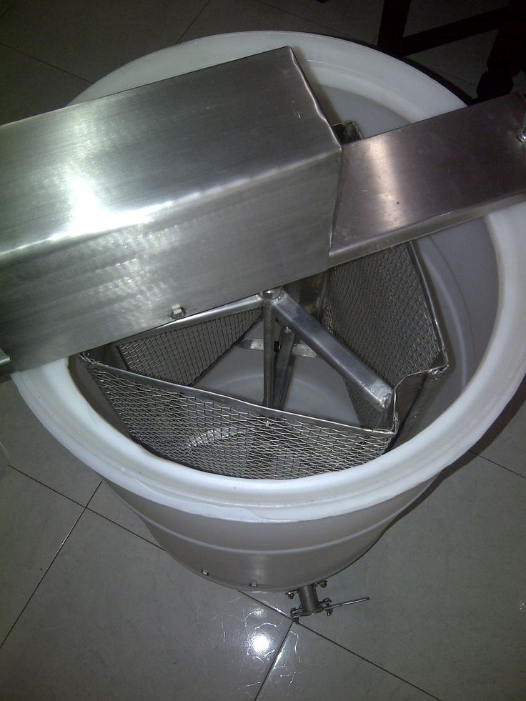 Centrifuga, extractor de miel ABUNDANT HONEY GROUP