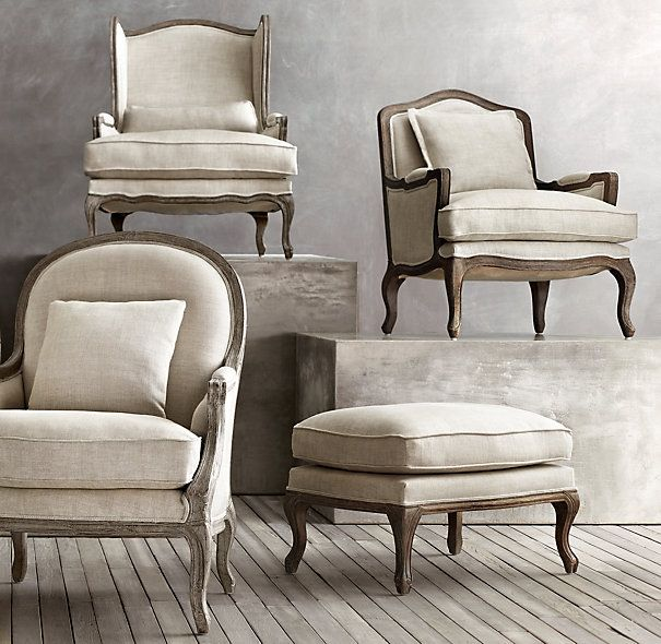 Restoration Hardware Chairs: 17 Best Images About HOME: Furniture & Decor On Pinterest