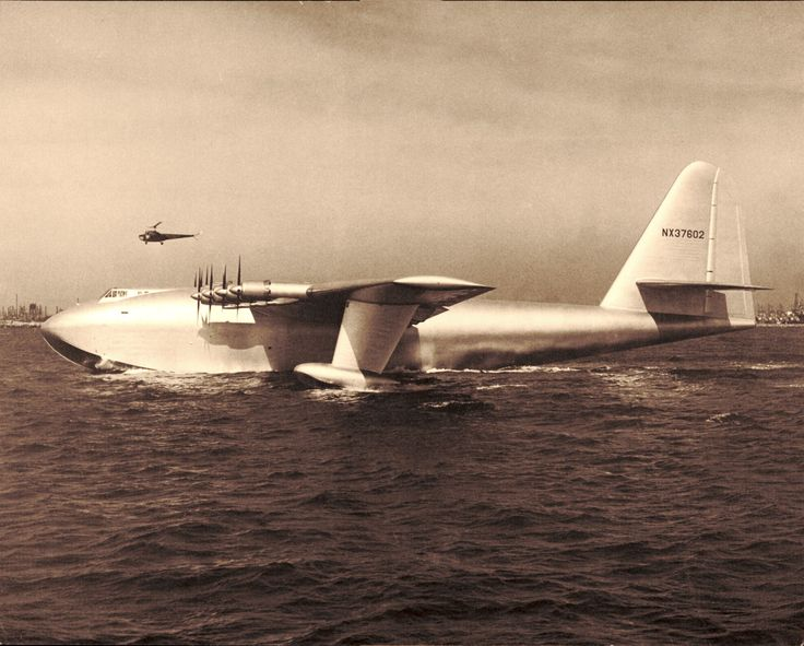Hughes H-4 Hercules — Wikipédia