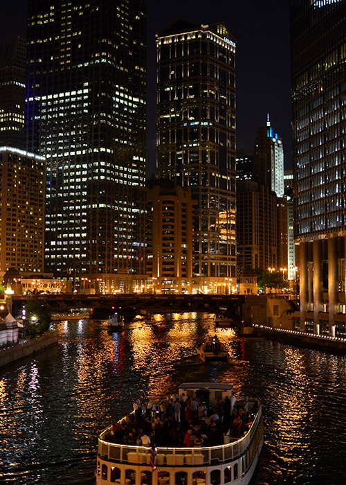 Hope in High Heels: Chicago, a summer city