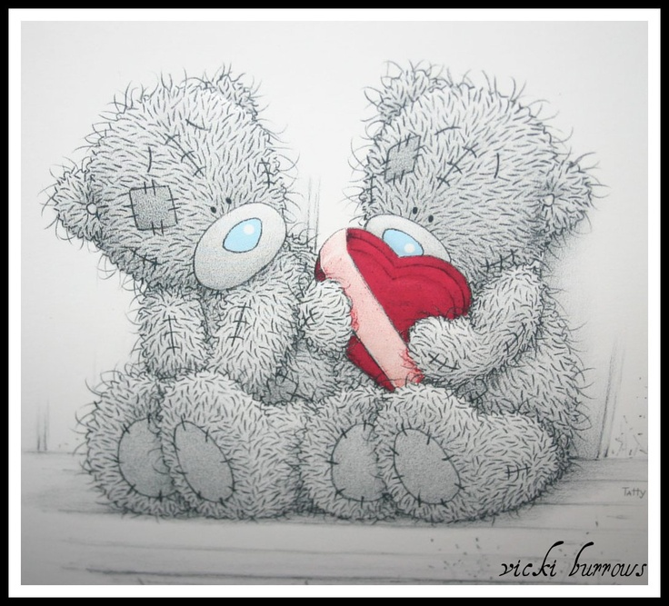 Tatty Teddy ~ From Me To You
