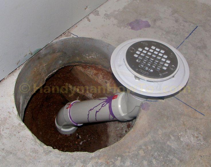 Top 25 best Shower drain installation ideas on Pinterest Shower