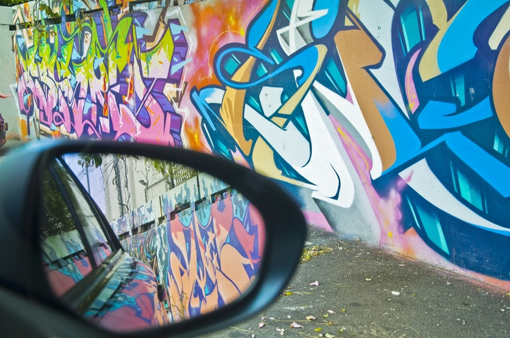 Graffiti, St. Kilda