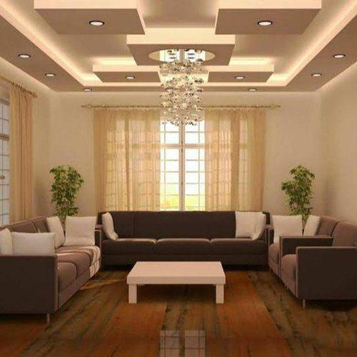 Living Room Interior False Ceiling Designs | Ceiling ...