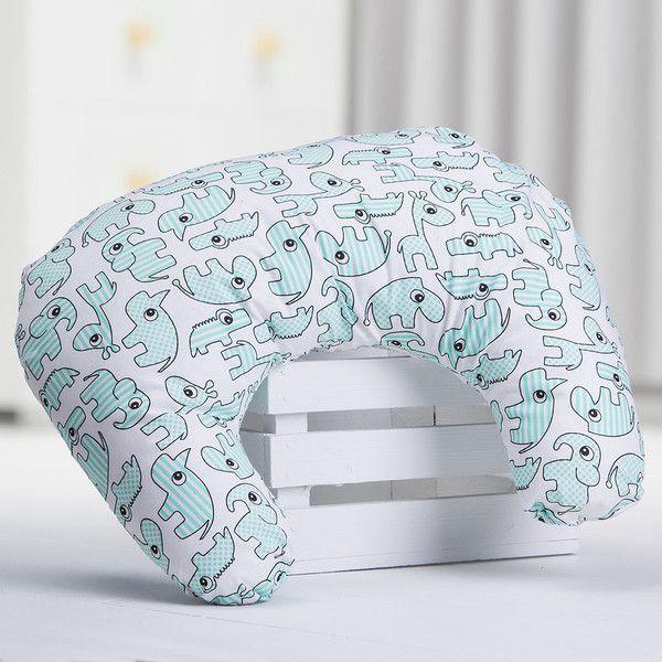 Rogal poduszka do karmienia wielofunkcyjna - Dream-zzz - Poduszki rogal