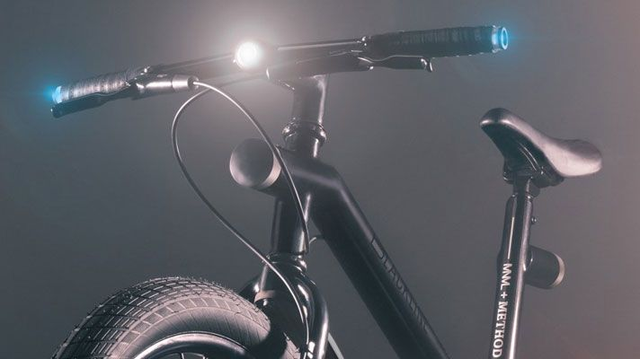 Hélios Bar, le guidon de vélo ultra connecté !