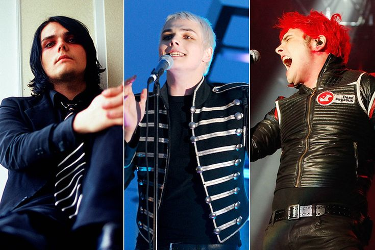 Which Gerard Way Are You? quiz -I was 'Three Cheers'-era Vampire Gerard <3