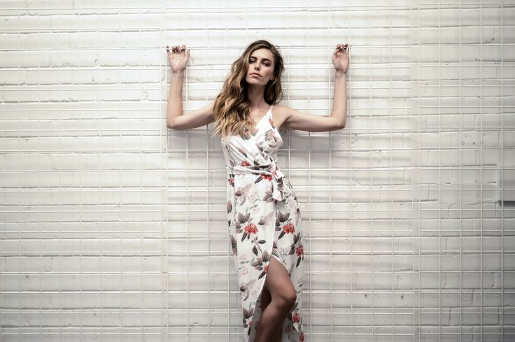 Florals are a must for summer and florals don't get much better than this. Shop the stunning Tully maxi wrap dress via: http://www.urbansport.com.au/home/492-tully-floral-maxi-dress.html