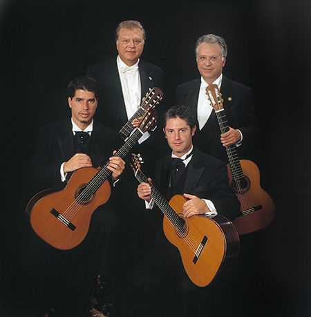 Oklahoma City University's Wanda L. Bass School of Music will host the Romero Guitar Institute for a week-long classical guitar program starting June 8, taught by the world-renowned quartet Los Romeros from Spain.