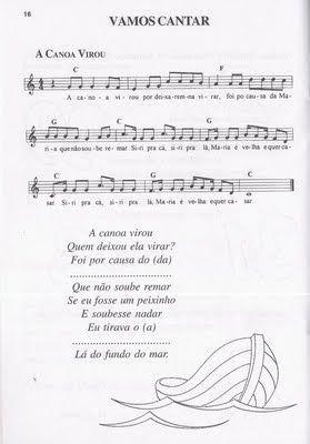 ATIVIDADES DE EDUCAÇÃO INFANTIL E MUSICALIZAÇÃO INFANTIL: partituras para teclado