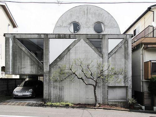 House in Uehara - Kazuo Shinohara | Flickr: Intercambio de fotos