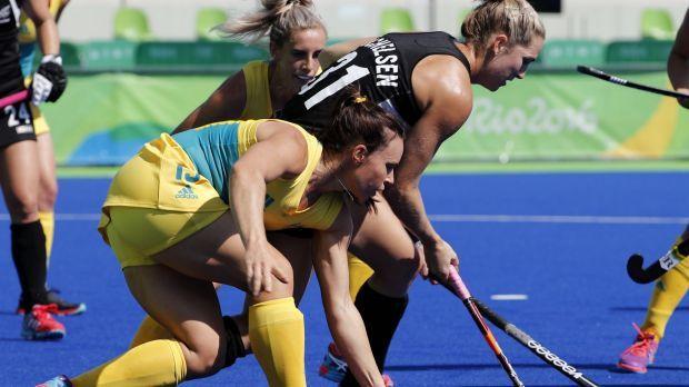 Hockeyroos star Georgie Parker apologises to Australia after Rio Olympics…