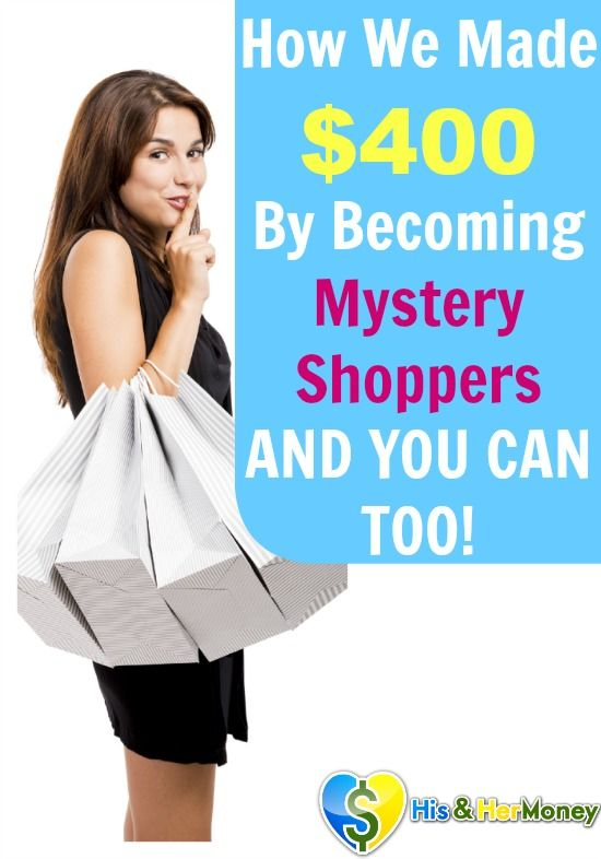 Have you ever wondered if making money by becoming a mystery shopper is really possible? Have you been afraid to get into mystery shopping for fear that it may be a scam, or not legit?  If your looking to make some extra cash to pay off debt or build wealth; we can show you how to become a mystery shopper, without paying any fees.