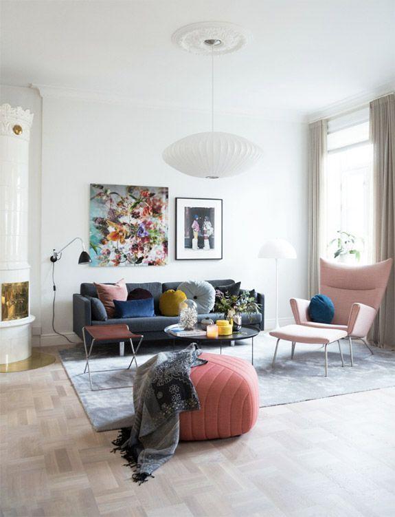 Inspiring interior via rue magazine sfgirlbybay