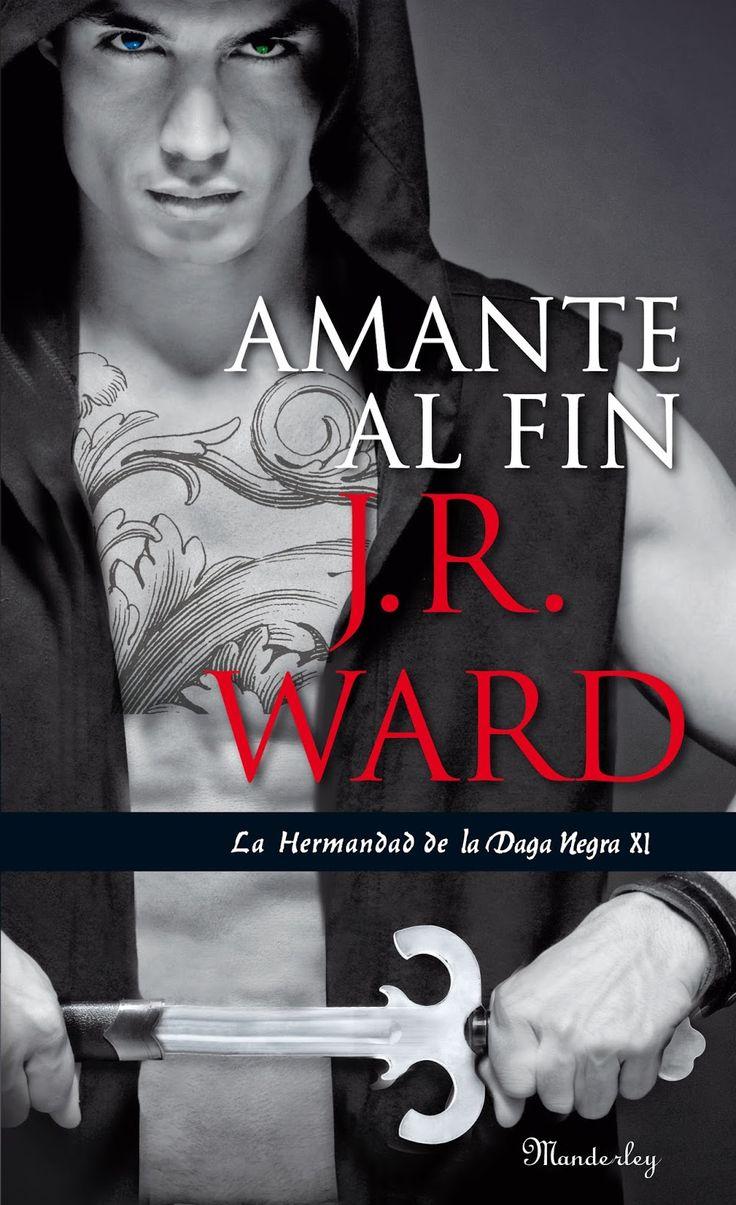 P R O M E S A S D E A M O R: Reseña - Amante al Fin, J.R. Ward