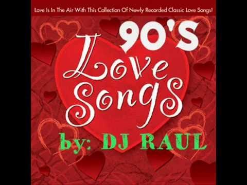 Night club music after the first two dances--90's Love Song Ballads Non-stop Remix (18 songs) ***PART 1***