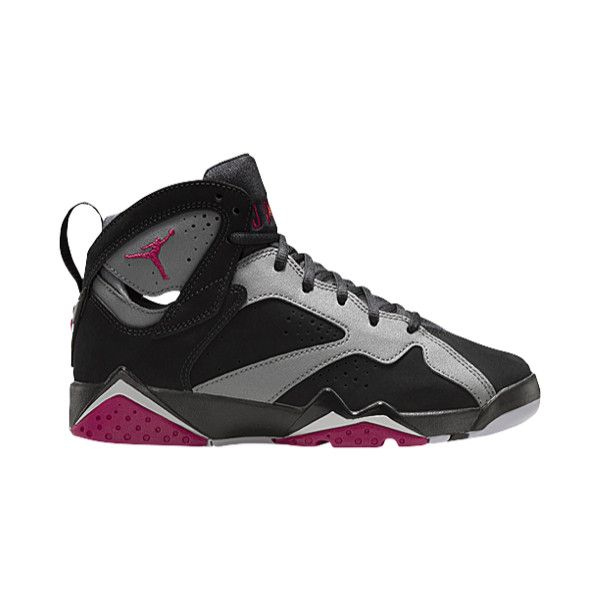 Jordan Retro 7 Girls' Grade School (€120) ❤ liked on Polyvore featuring shoes, sneakers and jordans