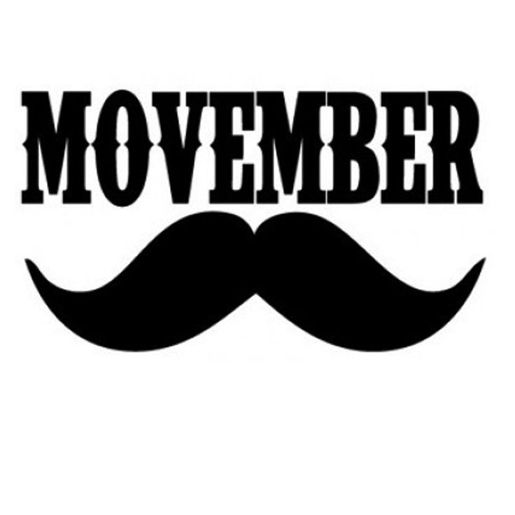 Movember is tackling prostate cancer, testicular cancer, and mental health and suicide prevention. Join the movement!