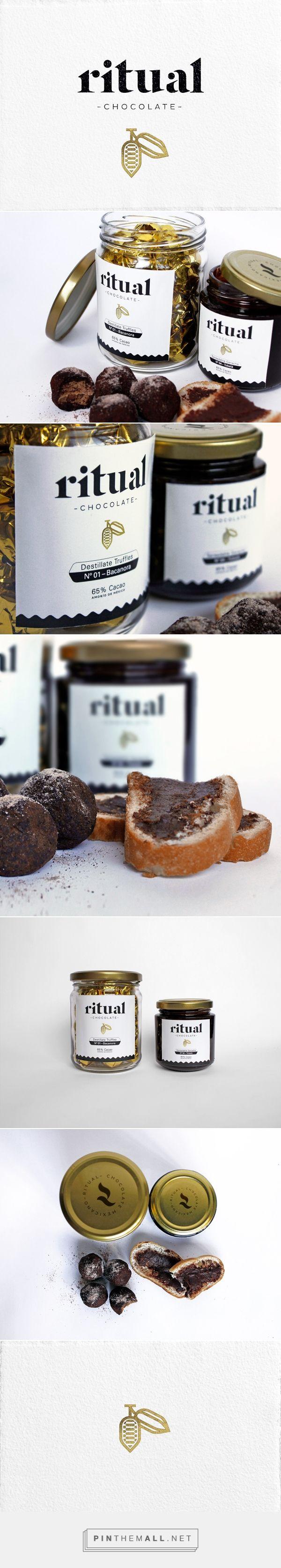 Ritual /  mexican chocolate brand by path-studio