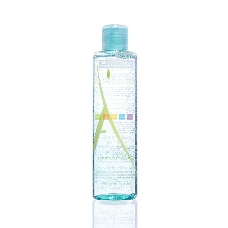 A-Derma ontwikkelt het eerste zuiverende en hydra-reinigende micellaire water voor de huid met neiging tot acne.