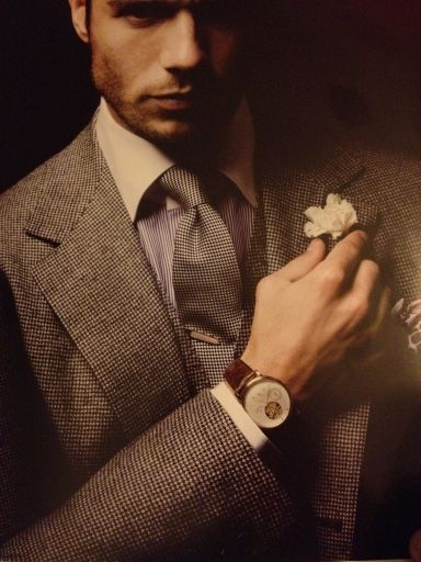 paul-lux:    Cifonelli suit Kiton shirt Tie by Cifonelli  Pocket square by Charvet Watch by Blancpain