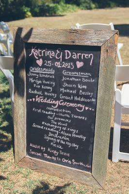 Attractive DIY Sydney Garden Wedding From Kristy Toepfer Photography
