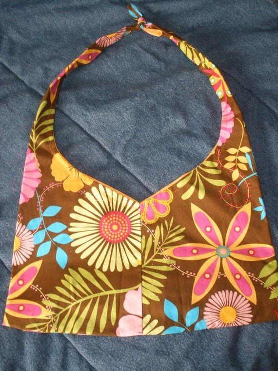 Funky Floral Bag