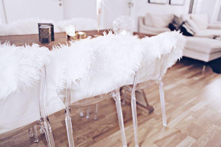 Transparenta plaststolar Labradoren. Plast, stol, kök, vardagsrum, köksstol, polykarbonat, inredning. http://sweef.se/stolar/57-labradoren-stol-i-polykarbonat.html