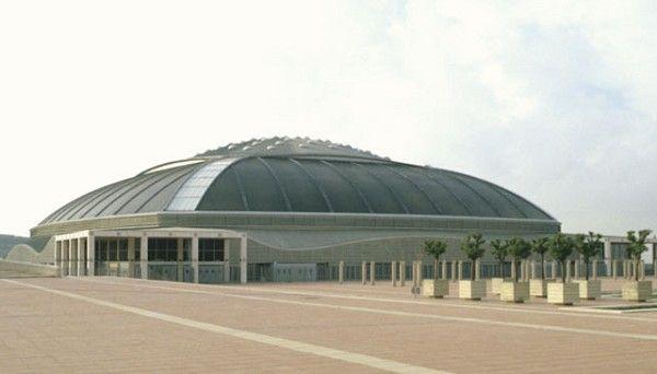 Saint Jordi Sport Palace, Barcellona