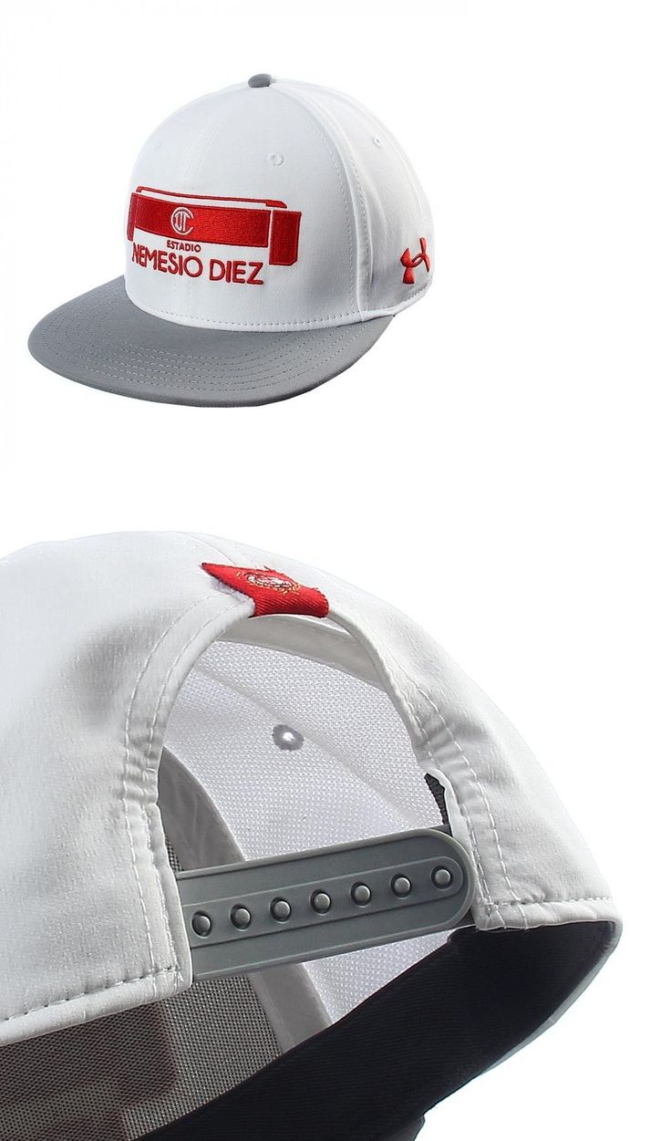 Hats and Headwear 123876: New Diablos Rojos Del Toluca Snap Back Official Hat Liga Mx Chivas America Pumas BUY IT NOW ONLY: $49.99