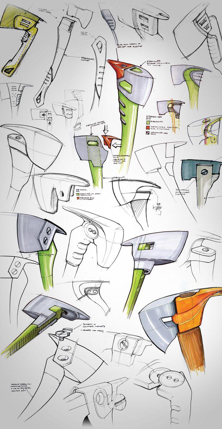 Firemans Axe Concept, by Jim Trone
