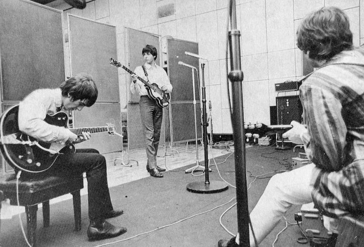 「i feel fine studio recording 1964」の画像検索結果