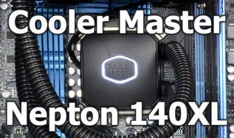 Cooler Master Nepton 140 XL - Test gotowego zestawu LC