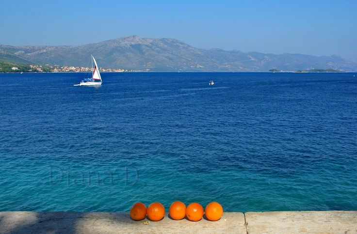 Oranges by Diana Didulica on 500px