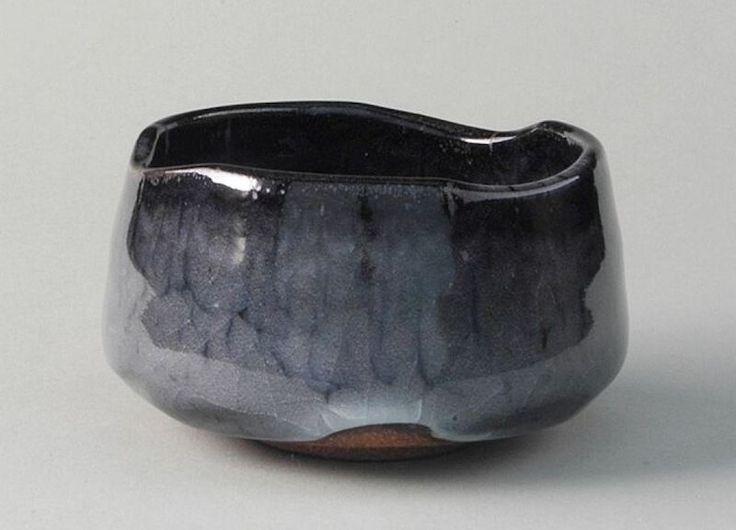 Matcha Schale Matchawan Keramik Japan Teeschale Teetasse Schüssel Tee tea bowl
