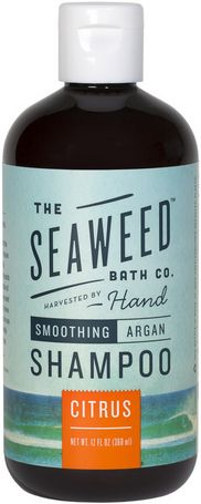 The Seaweed Bath Co. Wildly Natural Seaweed Argan Shampoo  - Citrus  $18.79 - from Well.ca