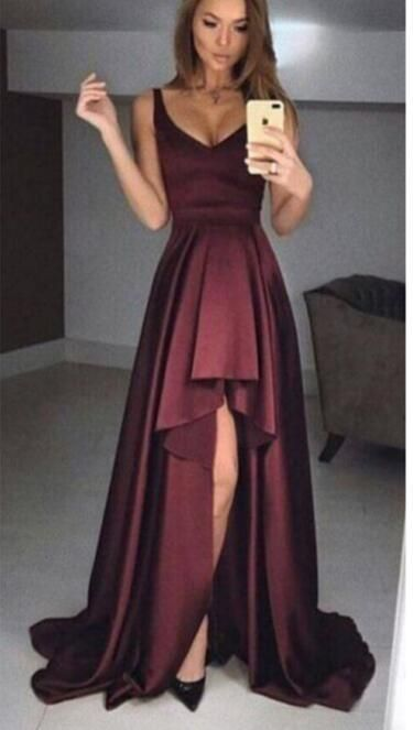 21b45f53a261 elegant prom dress,formal party dresses,simple prom dresses,burgundy evening  gowns,fashion prom dresses