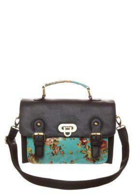 Handtasche - grün/braun