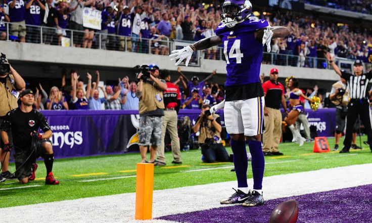 Stefon Diggs prefers head shot to low hit = Minnesota Vikings wide receiver Stefon Diggs didn't have a problem with a hard hit delivered by New Orleans Saints defensive back Kenny Vaccaro on Monday evening, according to Michael David Smith of Pro Football Talk. Vaccaro.....
